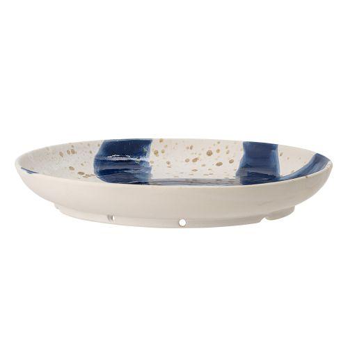 Dekorativní kameninový talíř Ozcar