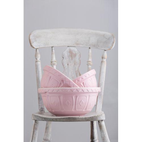 Porcelánová mísa Powder Pink ⌀ 24,5 cm