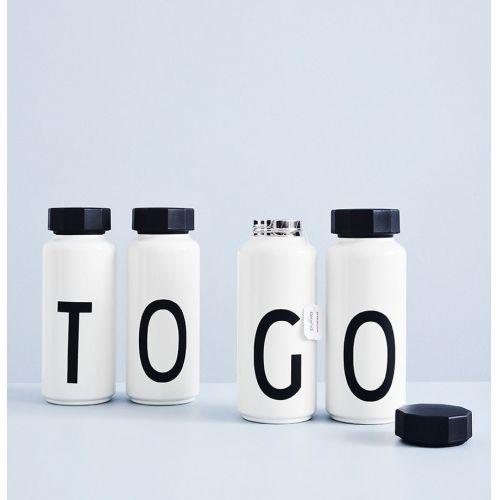 Termoska Design Letters White