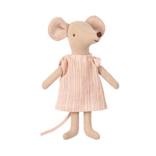 Myška v krabičce od sirek Big sister