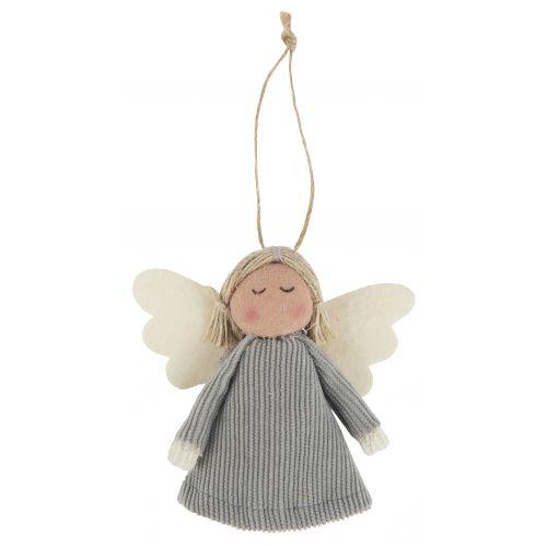 Vánoční textilní ozdoba Christmas Angel