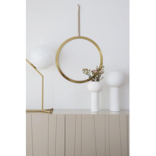 Mosazný kruh na dekorování Brass 40 cm