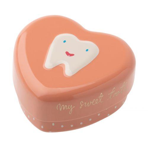 Kovová krabička Tooth Box