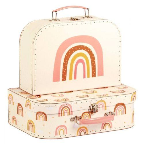 Dětský kufřík Rainbows