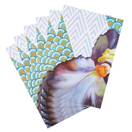 Vonné listy do skříně Braids & Blooms - 6 ks