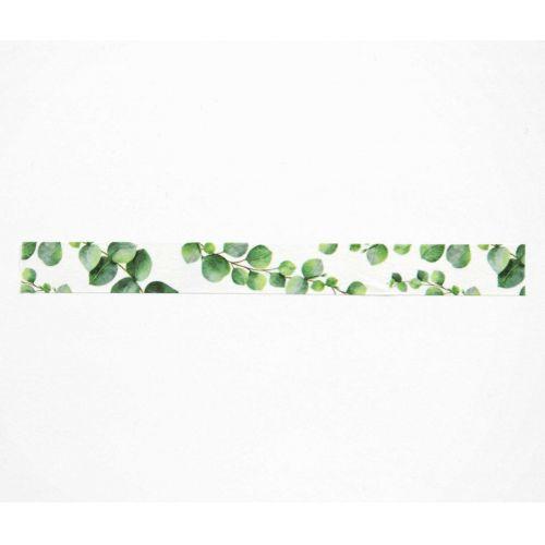 Papírová lepicí páska Eukalyptus