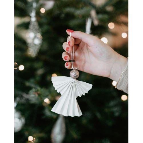 Vánoční ozdoba Paper Angel
