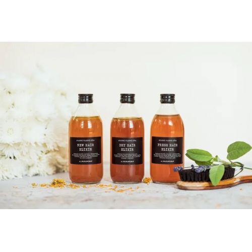 Bylinná vlasová kúra Dry Hair Elixir 300 ml