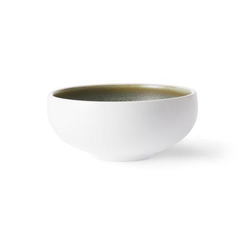 Keramická miska White/Green