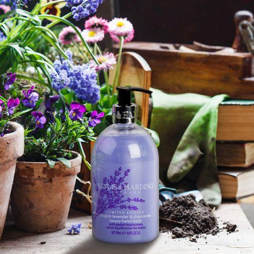 Tekuté mýdlo English Lavender & Chamomile 500ml