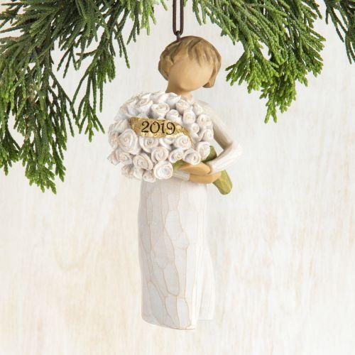 Willow Tree - Ornament 2019 - závěsný