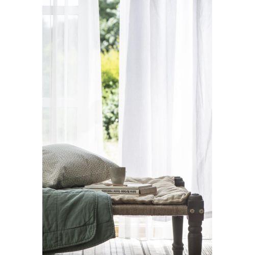 Bavlněný závěs White 140x220cm