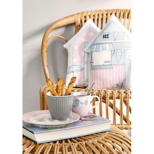 Dětský porcelánový talířek Ellison Pale Pink