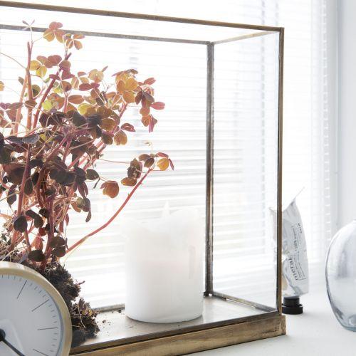 Skleněná vitrína - HURRICANE