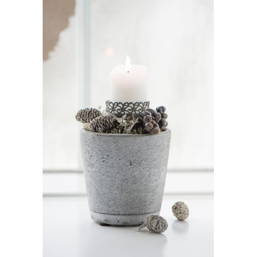 Zinkový zápich na svíčky