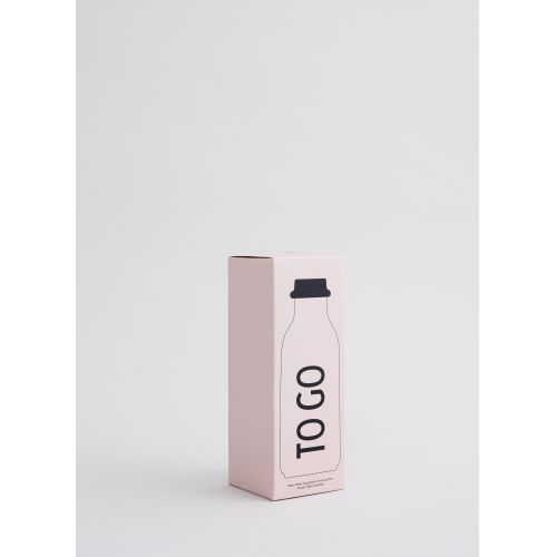 Lahev na vodu To Go Pink 500ml