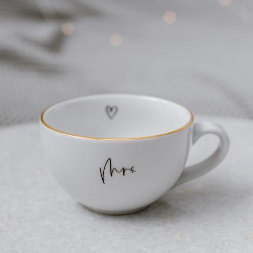 Porcelánový hrnek Mrs. 300 ml