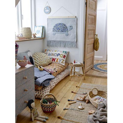 Dětský bavlněný polštář Lexi 60 × 40 cm