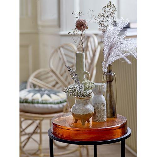 Keramická váza White Face