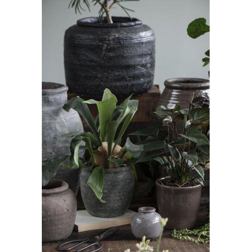 Keramická váza Grooves 7,5 cm
