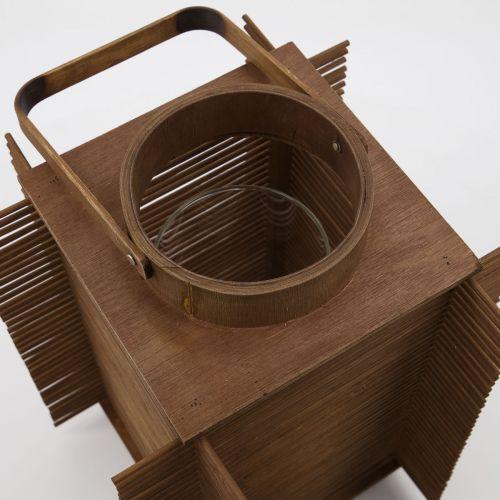 Bambusová lucerna Asi Natural