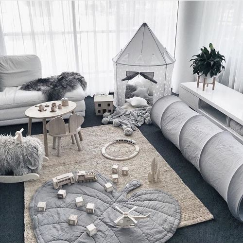 Dětský stan Grey Star Castle 130 cm
