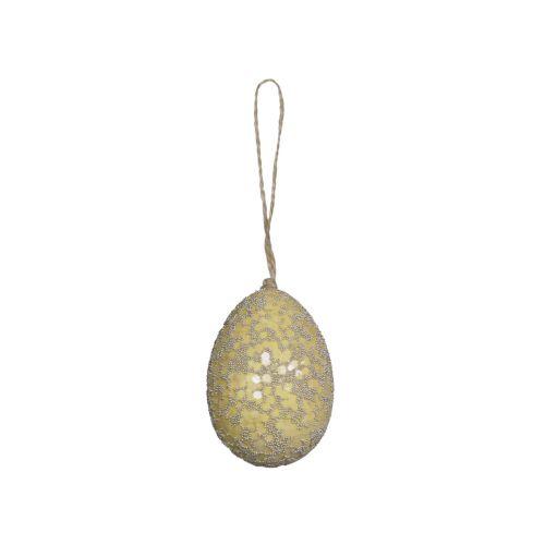 Závěsné plastové vejce Melon