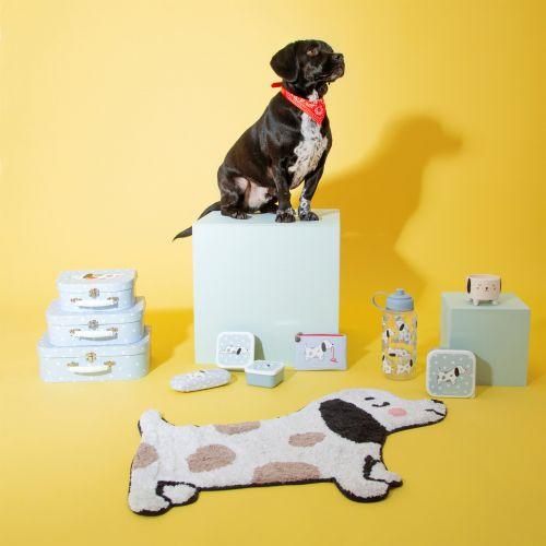 Krabičky na svačinu Barney The Dog - set 3 ks