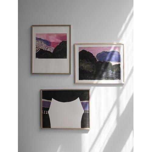 Autorský plakát Landscape 40x50 cm