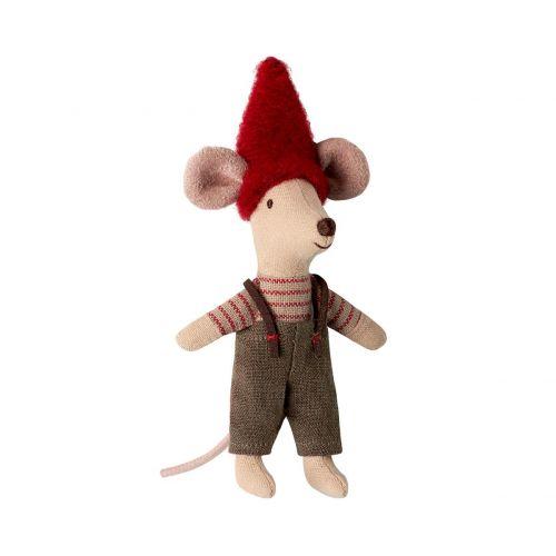 Myšák v kufříku - Little Brother Christmas Mouse