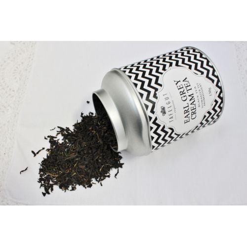 Černý čaj Earl grey se smetanovým aroma
