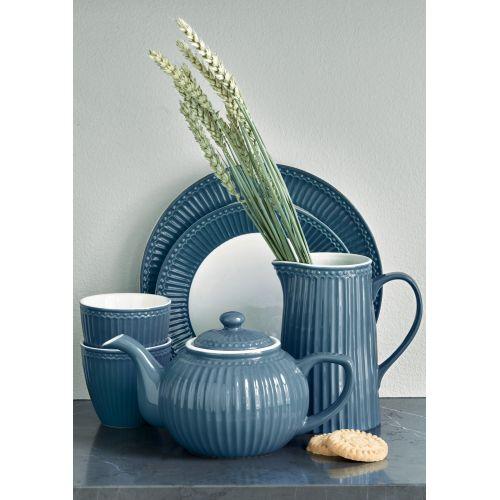 Latte cup Alice Ocean Blue