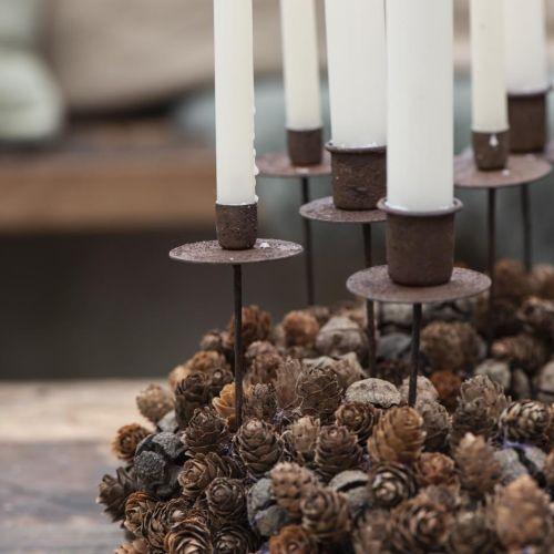 Zápich na svíčku Spear 15cm