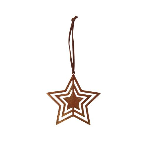 Závěsná dekorace Rust Star