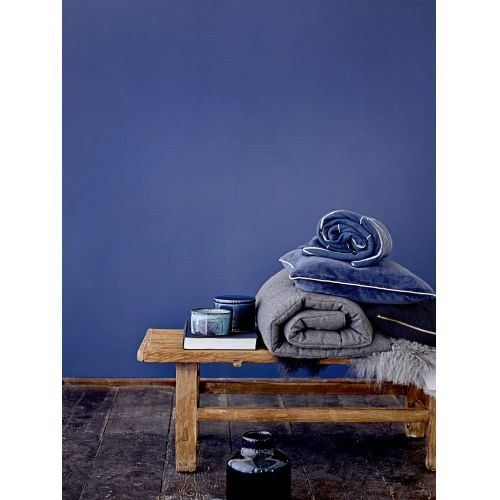 Pletený přehoz Indigo Blue 130x170 cm