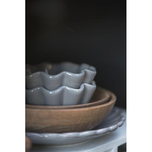 Keramická forma na muffiny Mynte French Grey
