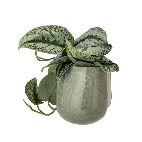 Nástěnný obal na květináč Green Glaze