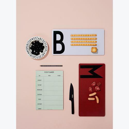 Plánovač týdenního menu