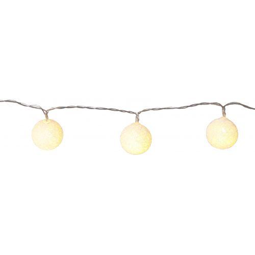 Dekorativní svítící řetěz White Lights