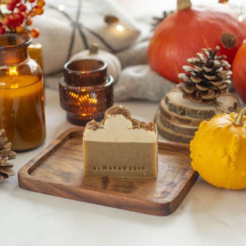 Přírodní mýdlo Pumpkin Spice Latte