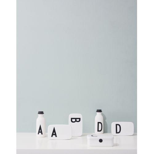 Lahev na vodu Letters
