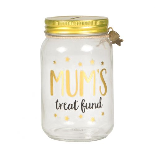 Pokladnička Mum's Treat Fund