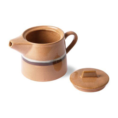 Keramická konvice 70's Tea Pot Steam 1,2 l