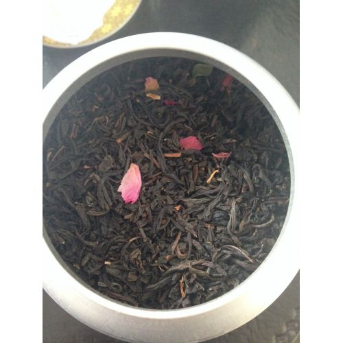 Černý čaj China rose tea - 130 gr