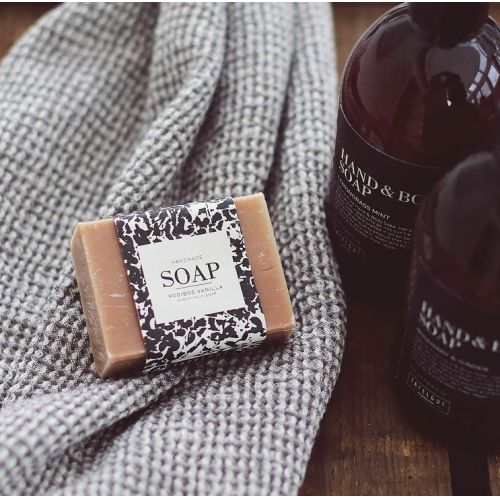 Ručně vyráběné mýdlo Rooibos Vanilla 150g