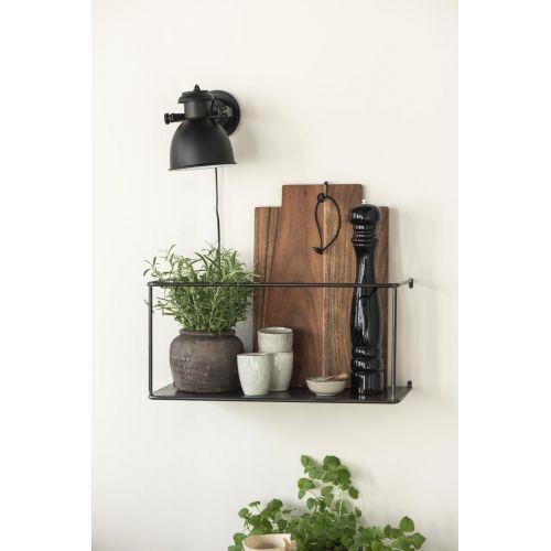 Nástěnná lampa Black Cord