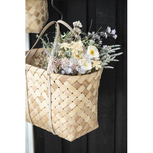 Dekorativní umělé květy Cream Tones