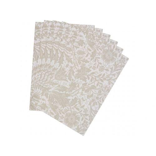 Vonné listy do skříně Pink Clay & Honeysuckle - 5 ks