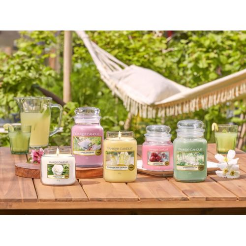 Svíčka Yankee Candle 411g - Homemade Herb Lemonade