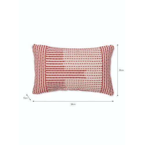 Bavlněný polštář Stonesfield 30 × 50 cm